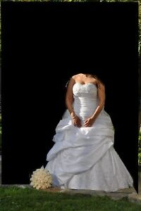White Maggie Sottero Wedding Dress West Island Greater Montréal image 6