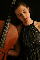 Cello for your wedding or other event