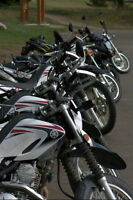 GPRC's Ready To Ride Motorcycle Safety Training