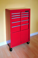 Waterloo Metal Toolbox - Chest - Cabinet - Like New!