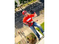 British Red Cross: 400 ft Ultimate Abseil