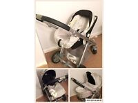 Mothercare Oyster travel system