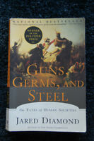 Guns, Germs, and Steel (Jared Diamond)