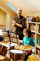 DRUM LESSONS FOR KIDS OF ALL AGES!