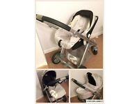 Oyster mothercare travel system