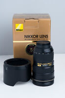 Nikon AF-S Nikkor 24-70mm F2.8 G lens  Like New!