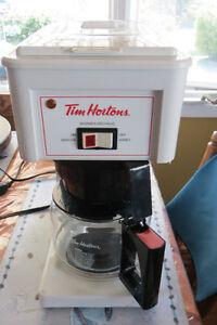 Tim Horton Coffee Machine