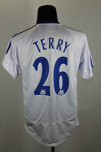 TERRY Chelsea WHITE jersey