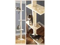 Cat tower - brand new in box