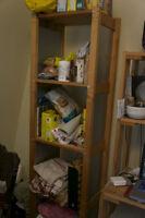 Sturdy IKEA Shelving Unit