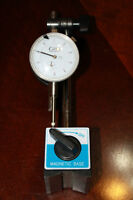 Can-Pro Dial Indicator and Magnetic base.