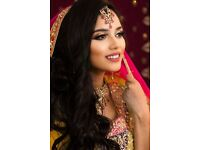 Asian Bridal Hair and makeup Course BABTAC Accredited