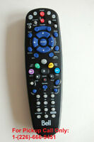 how to connect bell satellite remote to tv