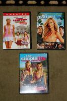 Films dvd rare de Paris Hilton a vendre * Hollywood *