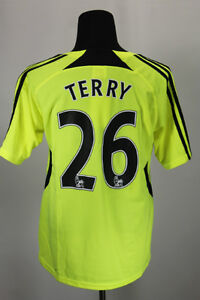 TERRY Chelsea YELLOW jersey