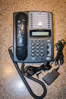 GE 2-Line Business Phone with Caller ID Unit