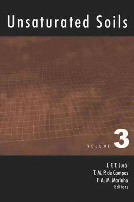 Unsaturated Soils : Proceedings of the 3rd International Conference on Unsatu...