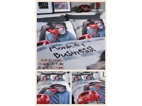 Monkey Business Duvet Set