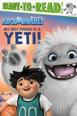 My Best Friend Is a Yeti!, Paperback by Michaels, Patty (ADP); Spaziante,