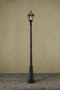 Cand labre lampe d 39 ext rieur luminaire lanterne de jardin for Candelabre exterieur