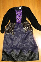 Witch costume - child size large