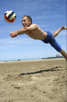 GUELPH ADULT CO-ED BEACH VOLLEYBALL SUMMER LEAGUES