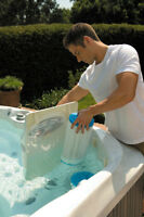HOT TUB REPAIRS - Professional Service