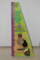 30'' Childrens wooden acoustic guitar