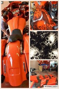 Considering Hydrographics/Ceramic coating for your bike?