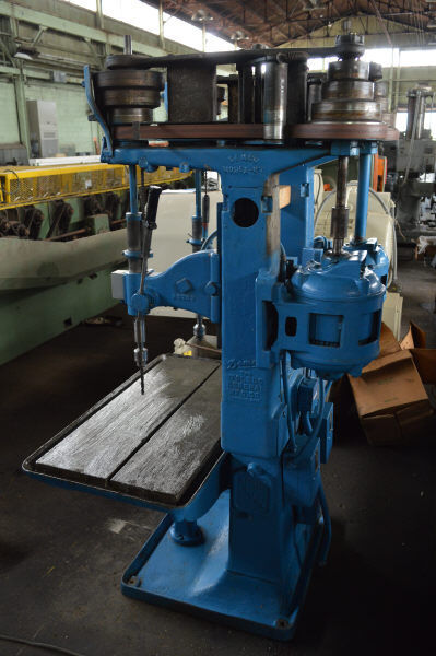 """2-SPINDLE DEMCO """"XT"""" MULTIPLE-SPINDLE DRILL PRESS - #27530"""