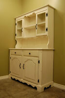 IN CALGARY-CUPBOARDS, CABINETS, FURNITURE-Restoration, Painting