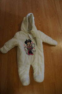 New Baby Romper Snow Suit