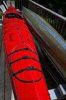 Kayak de mer Current Designs Nomad GTS en Kevlar.NEUF.