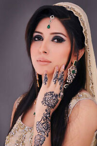 Henna body artist / Henna tattoos & custom work!! Mehndi Windsor Region Ontario image 9