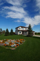 BEAUTIFUL LA SALLE HOME 1 ACRE BACKING ONTO GOLF COURSE!!