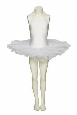 White Swan Ballet Dance Fancy Dress Costume Standard Tutu Halloween Outfit Katz