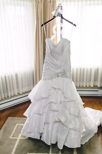 Beautiful wedding Dress ... Must go ASAP!! St. John's Newfoundland image 1