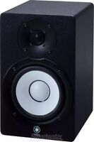 Immaculate Pair Yamaha HS 50M powered monitor speakers