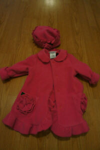 Baby Coat and Hat