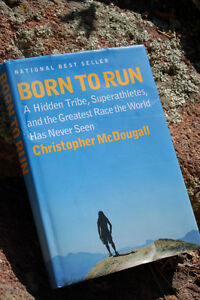 Attn runners, Born to run by: Christopher McDougall