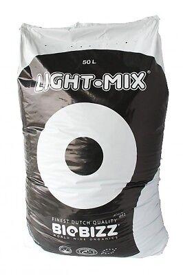 BioBizz Light Mix Erde 50l | Pflanzsubstrat Pflanzerde