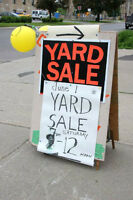 Giant Indoor Yard Sale