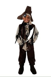 Full Disney zombie pirate costume