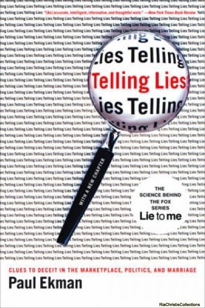 Telling Lies Paul Ekman Paperback New Book Free UK Delivery