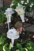 Garden Decor Sale - A wide variety of pieces