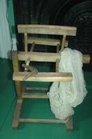 Antique Nova Scotian Wool Winder  Now only $40