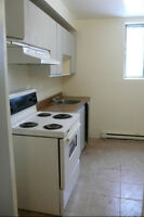 Newly renovated 31/2 for rent- for June