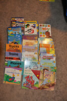 Huge lot of kids books baby-3 years old