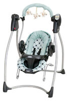 Graco Swing 'n Bounce 2-in-1 Infant Swing and Bouncer