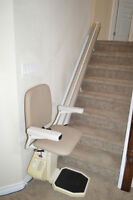 Harmar Summit Pinnacle Stair Lift